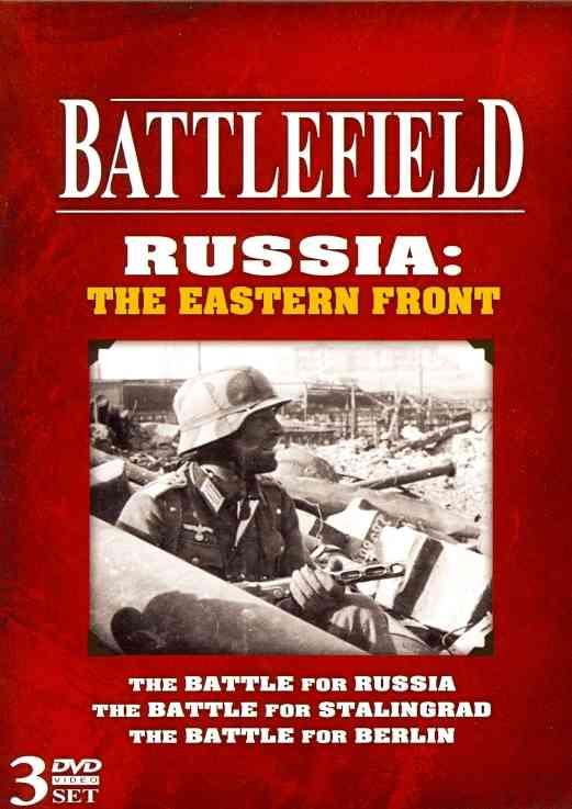 BATTLEFIELD RUSSIA:EASTERN FRONT (DVD)